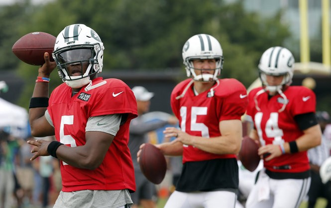 c4b37066cf3 Jets QB report card: How are Sam Darnold, Josh McCown, Teddy Bridgewater  doing entering 2nd preseason game?