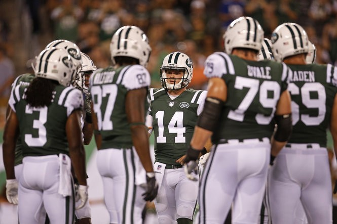 online retailer bae29 69e52 NFL predictions: Projected 2018 stats for Jets' Sam Darnold ...