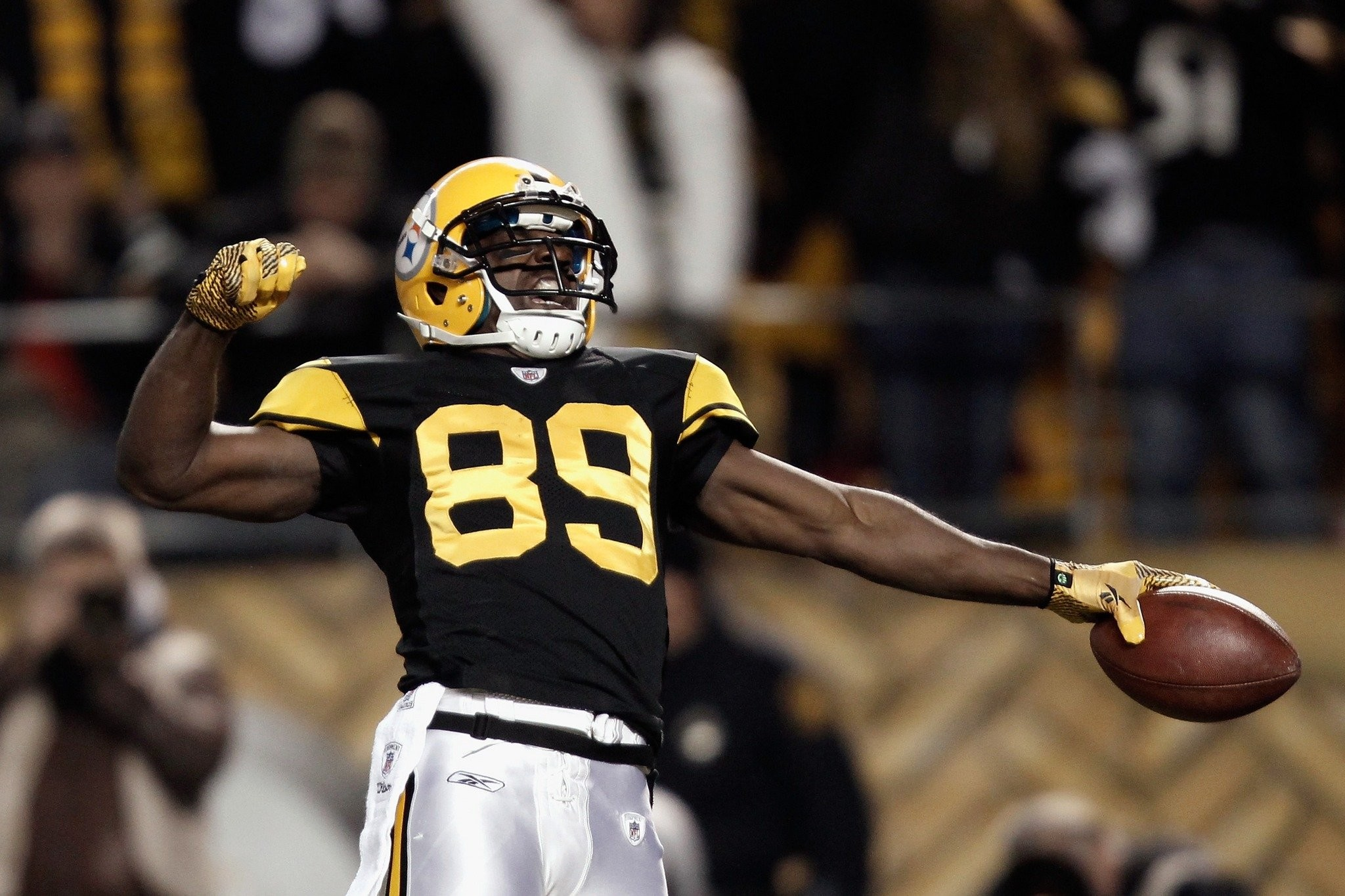 Former Jets player Jerricho Cotchery hopes Pittsburgh Steelers ...