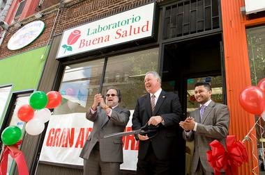 Lab for Spanish-speakers opens in Union City - nj com