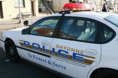 A 28-year-old side-swiped a car while driving drunk in Bayonne, police say.