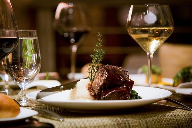 While Landmark menus are known for their farm-to-table style cuisine, seasonal menus can be customized and tailored to exceed the expectations.