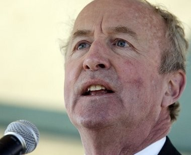 """Rep. Rodney Frelinghuysen, pictured in this November 2009 file photo, recently claimed that """"the area damaged by Hurricane Sandy represents roughly 10 percent of our nation's economy."""""""
