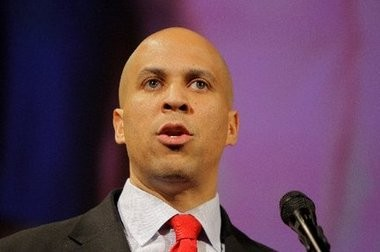 Newark Mayor Cory Booker, seen in this file photo, has talked frequently about gun violence and is among six Democrats whose claims about guns have been checked by the Truth-O-Meter.