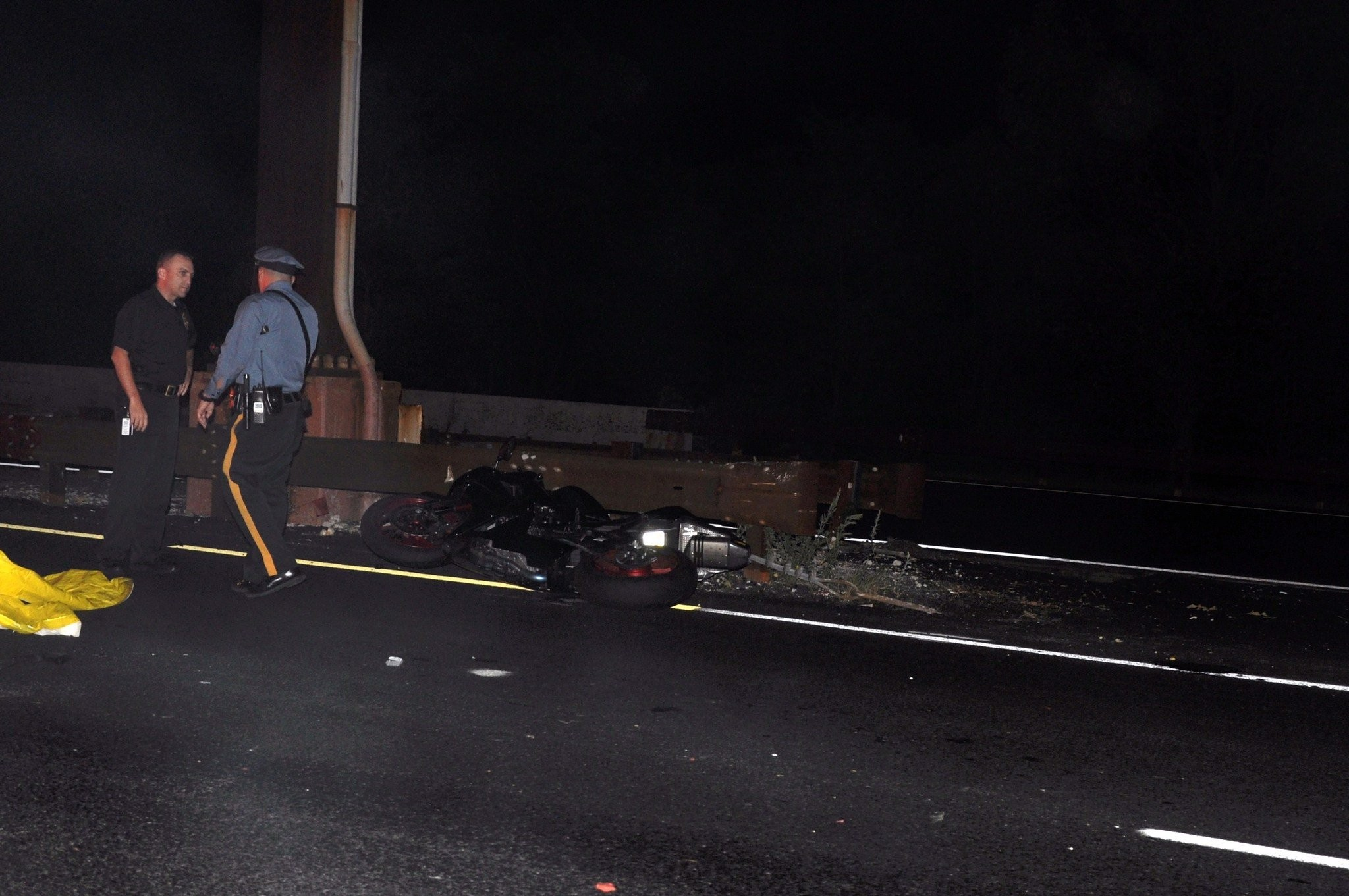 South Amboy Man Dies Following Motorcycle Crash On Garden State Parkway In Sayreville Nj Com