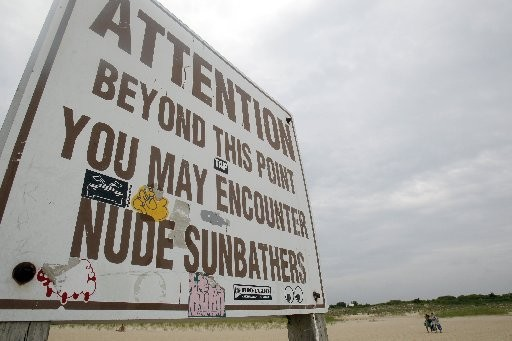 Nude Beach Hidden Camera