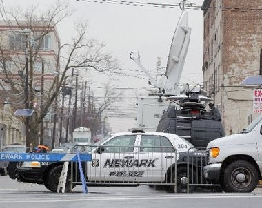 Newark Police and Essex County Prosecutor's Office detectives are investigating a shooting that left one person dead in the city's South Ward, marking Newark's fifth homicide since Sunday morning.