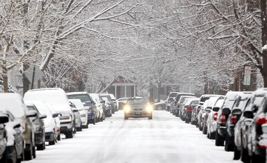A storm that's already prompted a winter storm watch in Massachusetts will likely drop significant snow on the northern part of New Jersey, according to a National Weather Service meteorologist.