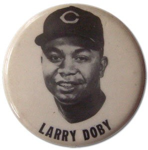 Hall of Fame baseball player Larry Doby led the Eastside High School team to championships in Hinchliffe Stadium, where the Newark Eagles scouts watched him play.