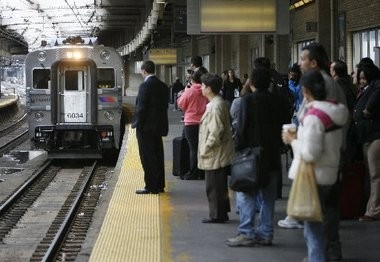 "NJ Transit plans to build a ""pocket track"" that will allow trains to turn around more easily and allow more train cars, increasing seats for commuters headed to New York."
