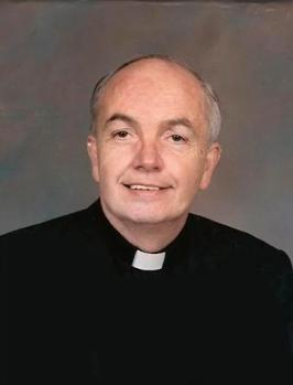 The Rev. John Nickas died in 2008.