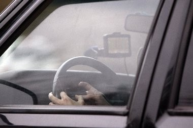 Nearly 9 in 10 drivers polled said they witnessed other drivers using mobile devices while their vehicle was moving.