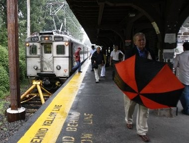 """Princeton University's train station on the """"Dinky"""" line is set to be moved 460 feet after NJ Transit agreed to transfer property rights to the university. The New Jersey Rail Passengers Association is trying to block the deal in court."""