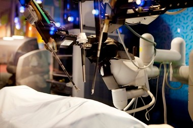 Intuitive Surgical has been named in at least 26 lawsuits from plaintiffs claiming that the da Vinci robot caused them serious injury