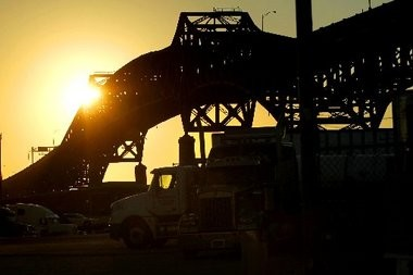 The historic but decaying Pulaski Skyway is scheduled to be closed in one direction for up to two years, beginning in March.