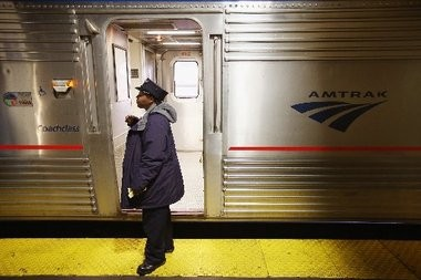 Amtrak passengers who see a suspicious bag or suspected criminal activity can let police know by sending a text.