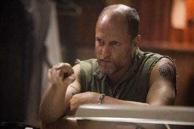 """Woody Harrelson played Harlan Degroat in the 2013 film """"Out of the Furnace."""""""