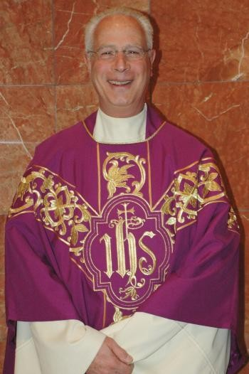 The Rev. Msgr. Christopher DiLella has been suspended as pastor of Our Lady of the Valley Parish in Wayne.