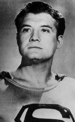George Reeves portrayed Superman in the 1950s television series. Star-Ledger archive photo