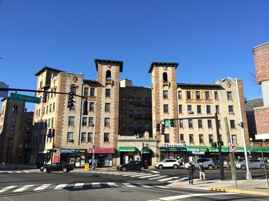 After planes struck the twin towers, numerous Jersey City residents called police to report Muslims celebrating on the roof of this building, 2801 John F. Kennedy Blvd., an apartment building known as the Sevilla, retired officers say. (Mark Mueller | NJ Advance Media)