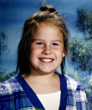 FILE - This undated file photo originally provided by the Kanka family, shows Megan Kanka, of Hamilton, N.J., who was 7 years old when a twice-convicted sex offender who lived near her home raped and killed her in 1994. (AP Photo | Courtesy of Kanka Family,)