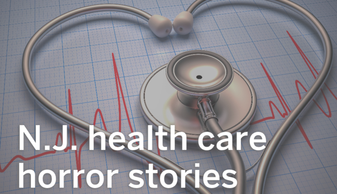 Angel of death' and 7 other N J  health care horror stories