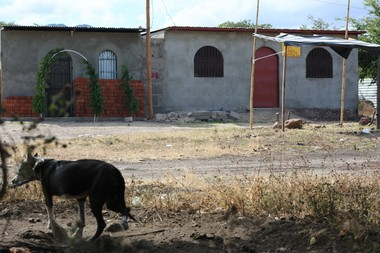 Gregorio Martinez oversaw construction of this church, Iglesia El Eden, on Esteli's northern outskirts, according to the pastor's wife. She said Martinez liked to pray for children. (Brian Donohue | NJ Advance Media for NJ.com)