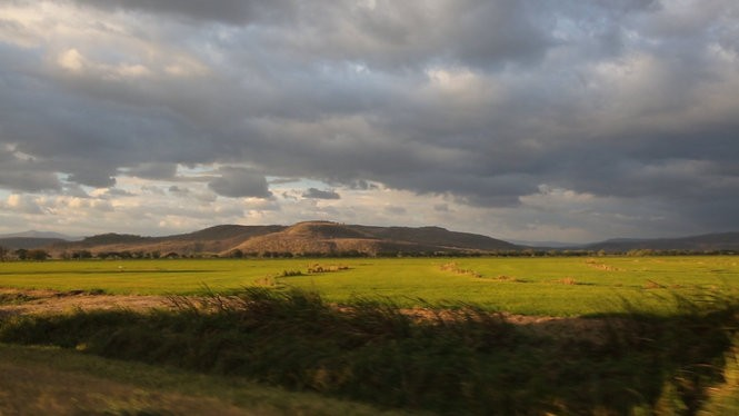 A view of the landscape from the Pan-American Highway, the two-lane route linking Esteli with the capital, Managua. Two pastors say Martinez traveled along the road to the airport on Feb. 1. (Brian Donohue | NJ Advance Media for NJ.com)