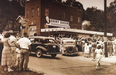 The first Dairy Queen opened in 1940 in Joliet, Illinois.