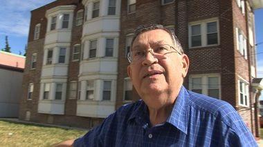 Charlie Birnbaum stands outside his Atlantic City home in 2014. (Brian Donohue   NJ Advance Media for NJ.com)