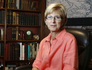 Christine Todd Whitman, a former New Jersey governor and Environmental Protection Agency administrator (Patti Sapone | NJ Advance Media for NJ.com)
