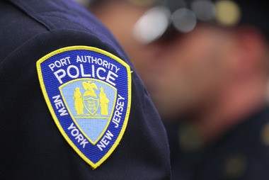 Dozens of Port Authority police officers assigned to the PATH rail system are facing disciplinary action after an internal investigation showed they spent time on the clock in the break room. (Tony Kurdzuk | The Star-Ledger)