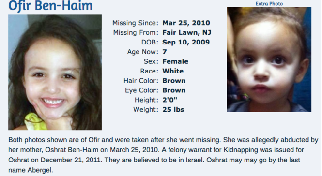The 55 unsolved missing children cases in New Jersey - nj com
