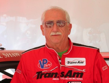 Mel Shaw, 70, of Voorhees. (Photo courtesy of Breathless Performance Racing Team)