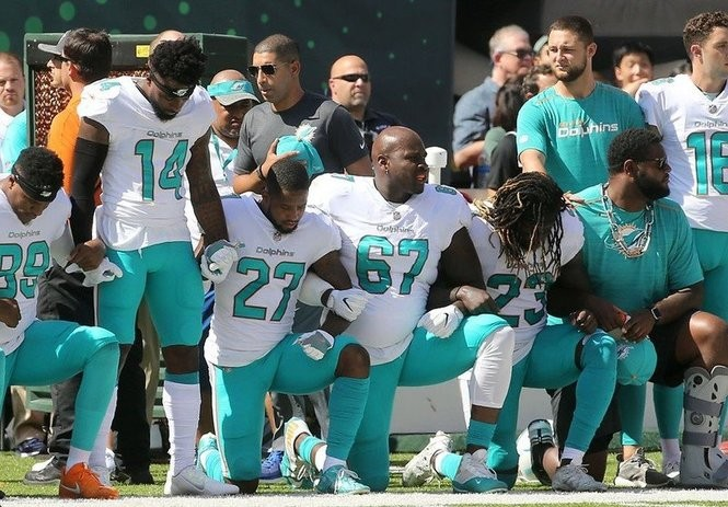 d4ade70649c NFL players? Here are 13 ways Americans disrespect the flag every ...