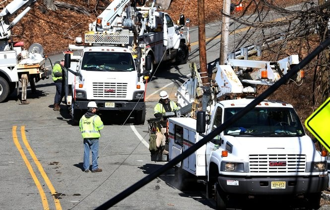 Why it takes so long to get your power back, explained - nj com