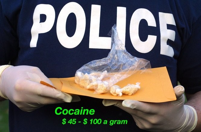How much for heroin? The varying way investigators determine the