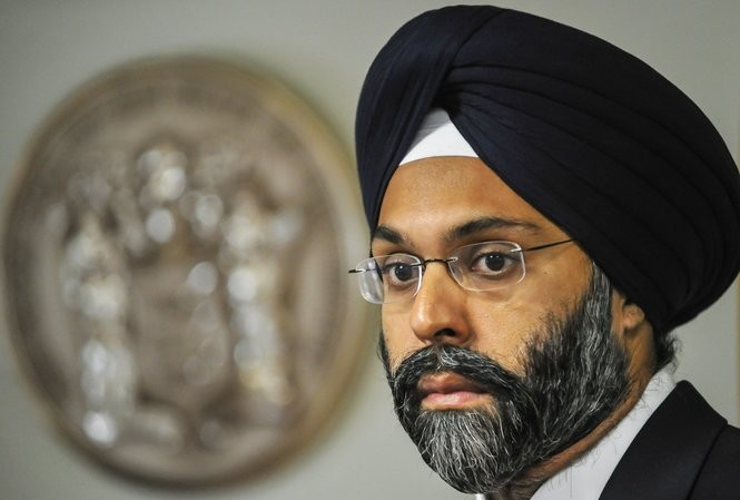 New Jersey Attorney General Gurbir S. Grewal (Jeffrey Granit | NJ Advance Media file photo)