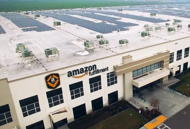 Amazon fill 2,600 jobs in New Jersey starting this month.