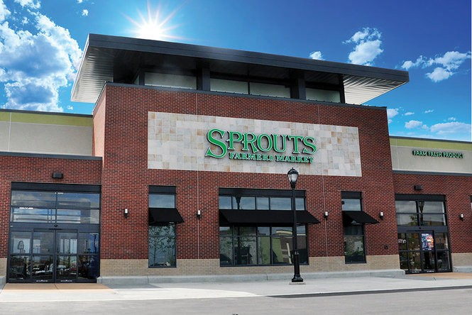 Sprouts Farmers Market, a 'healthy grocery store,' is coming