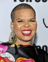 """In this Oct. 25, 2010 file photo, author Ntozake Shange attends a special screening of """"For Colored Girls"""" at the Ziegfeld Theatre in New York. Playwright, poet and author Shange, whose most acclaimed theater piece is the 1975 Tony Award-nominated play """"For Colored Girls Who Have Considered Suicide/When the Rainbow is Enuf,"""" has died Saturday, Oct. 27, 2018, according to her daughter, Savannah Sange. She was 70. (AP Photo/Evan Agostini, File) AP"""