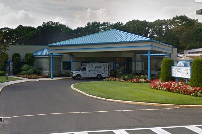 The Voorhees Pediatric Facility, where a new adenovirus outbreak was reported in New Jersey on Wednesday. (Google Maps photo)