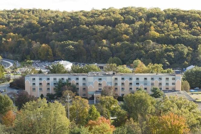 The Wanaque Center for Nursing and Rehabilitation in Haskell. (Steve Hockstein   For NJ Advance Media)
