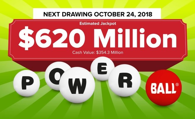 Powerball Lottery What Time Channel Where Is Tonight S 620m