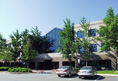 Mack-Cali's latest acquisition, 3 Sylvan Way in Mack-Cali Business Campus in Parsippany.