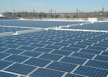 The flooring giant operates and utilizes more than 3,900 solar panels on seven rooftops of various buildings throughout Mannington's Salem, N.J. facility.