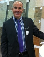 Jay Kopelson, vice president of corporate accounts, has worked at Mannington for 24 years.