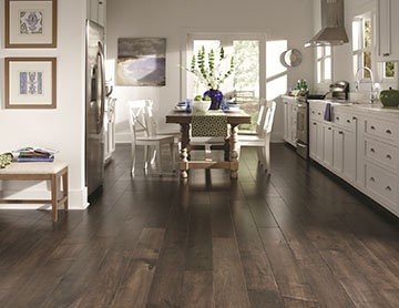 Versailles Maple is a majestic hardwood that is sure to enrich any space. Available from the Maison Collection.