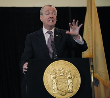 Governor Phil Murphy has supported marijuana legalization, but his home county has come out in opposition.