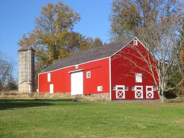 The Kennedy-Martin-Stelle Farmstead in Bernards.